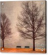 Waiting For Winter Acrylic Print