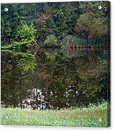 Walden Pond 1 Acrylic Print
