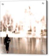 Walking On Water Acrylic Print