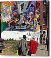 Wall Mural In Montreal Acrylic Print