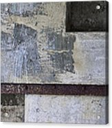 Wall Texture Number 12 Acrylic Print