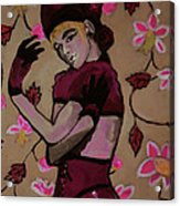 Wallflower Acrylic Print