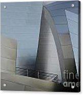 Walt Disney Concert Hall 2 Acrylic Print