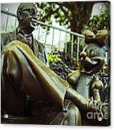 Walt Disney World - Magic Kingdom Acrylic Print
