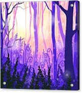 Wanderlight Acrylic Print