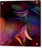 War Dance Acrylic Print