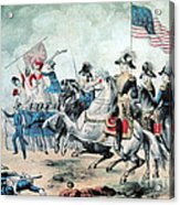War Of 1812 Battle Of New Orleans 1815 Acrylic Print