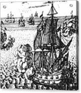 War Of Spanish Succession Acrylic Print