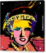 Warhollage 2d Acrylic Print