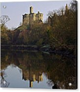Warkworth Castle Acrylic Print