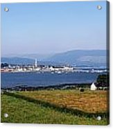 Warrenpoint From Carlingford, Co. Down Acrylic Print