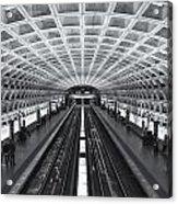 Washington Dc Metro Station II Acrylic Print