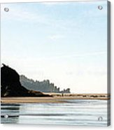 Washington Shore Acrylic Print