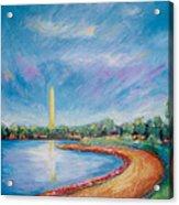 Washington Sky Acrylic Print