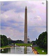 Washington - The Gathering Storm Acrylic Print