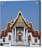 Wat Benchamabophit Ubosot Dthb1239 Acrylic Print