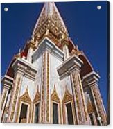 Wat Chalong Exterior Acrylic Print
