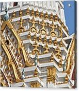 Wat Phitchaya Yatikaram Central Prang Dthb1191 Acrylic Print