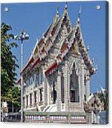 Wat Suan Phlu Ubosot Dthb1128 Acrylic Print