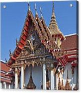 Wat Thewarat Kunchorn Wiharn Dthb292 Acrylic Print