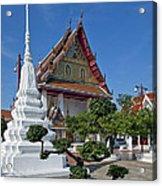 Wat Thong Nopphakhun Ubosot Dthb1169 Acrylic Print