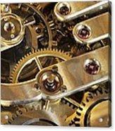 Watch Interior Acrylic Print