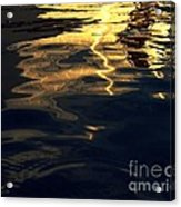 Water And Light Acrylic Print