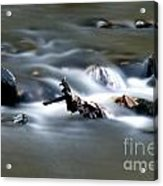 Water Cascades Acrylic Print