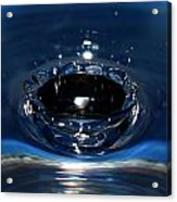 Water Crown Acrylic Print