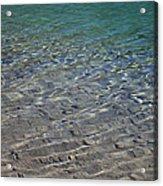 Water Depths Marine Acrylic Print