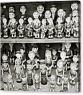Water Puppets Acrylic Print