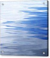 Calm Water Acrylic Print