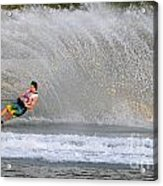 Water Skiing 16 Acrylic Print