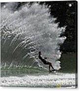Water Skiing 20 Acrylic Print