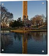 Water Tower Park 1 Acrylic Print