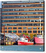 Water View One Acrylic Print