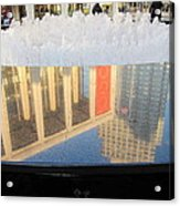 Lincoln Center Fountain Acrylic Print