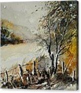 Watercolor 212052 Acrylic Print