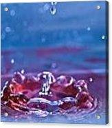 Waterdrop10 Acrylic Print