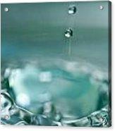 Waterdrop2 Acrylic Print
