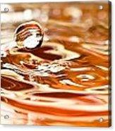 Waterdrop8 Acrylic Print