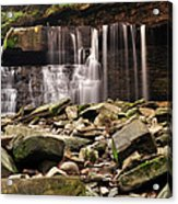 Waterfall #2 Acrylic Print