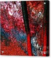 Waterfall Of Dreadlocks  Acrylic Print