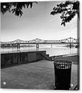 Waterfront Park V Acrylic Print