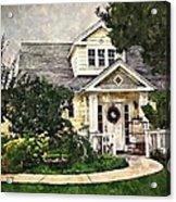 Watson Home Acrylic Print