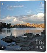 Watson Lake 5  Acrylic Print