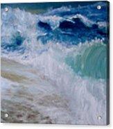 Wave Dance Acrylic Print