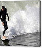 Wave Master Acrylic Print