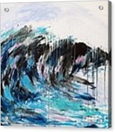 Wave Number 3 Acrylic Print