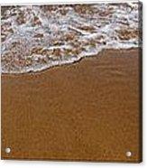 Waves Triptych Acrylic Print